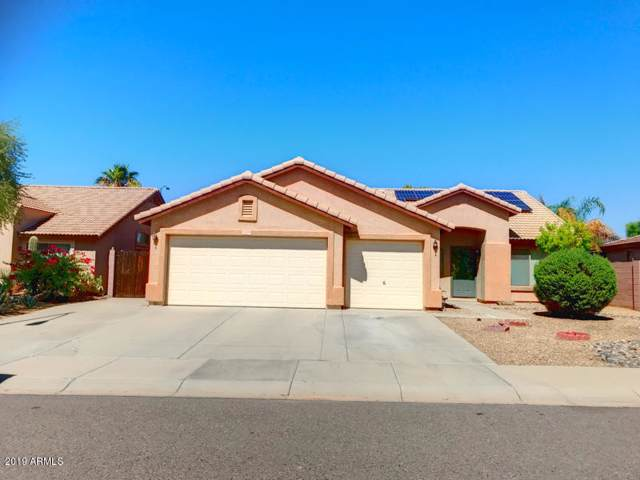 1738 S 156TH Lane, Goodyear, AZ 85338 (MLS #5980835) :: The AZ Performance Realty Team