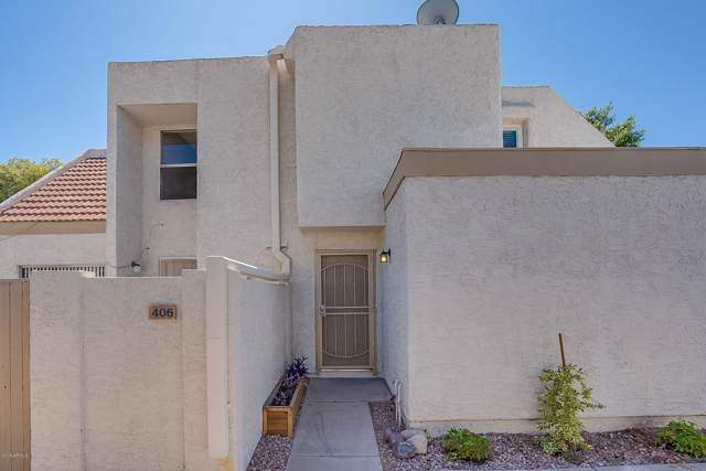 1342 W Emerald Avenue #406, Mesa, AZ 85202 (MLS #5980841) :: CC & Co. Real Estate Team