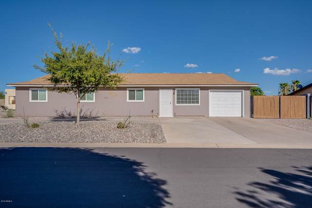 925 N 95TH Street, Mesa, AZ 85207 (MLS #5980845) :: CC & Co. Real Estate Team