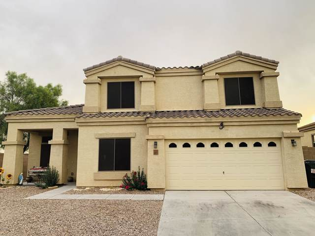 3913 N Dead Wood Drive, Casa Grande, AZ 85122 (MLS #5980850) :: Riddle Realty Group - Keller Williams Arizona Realty