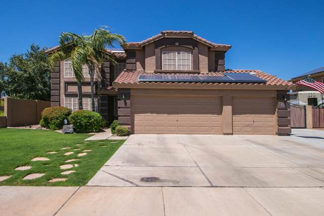 12626 W Sierra Street, El Mirage, AZ 85335 (MLS #5980852) :: Riddle Realty Group - Keller Williams Arizona Realty