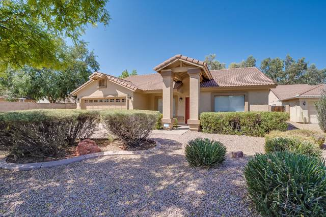 932 N Marble Street, Gilbert, AZ 85234 (MLS #5980853) :: CC & Co. Real Estate Team