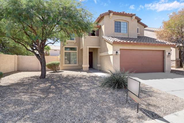 43977 W Lindgren Drive, Maricopa, AZ 85138 (MLS #5980863) :: Riddle Realty Group - Keller Williams Arizona Realty