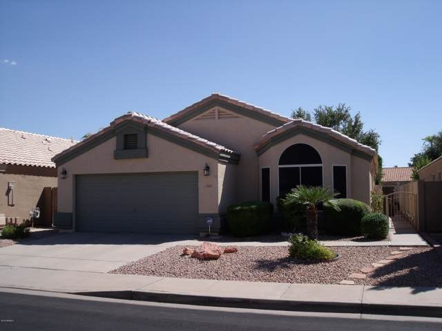 1505 W Shellfish Drive, Gilbert, AZ 85233 (MLS #5980891) :: CC & Co. Real Estate Team