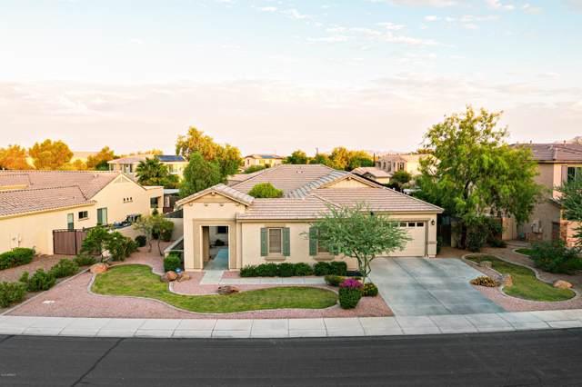 4257 S Summit Street, Gilbert, AZ 85297 (MLS #5980908) :: Santizo Realty Group