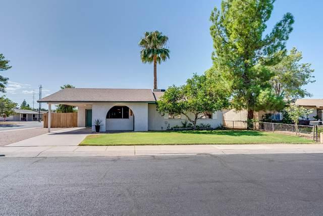 255 E Heather Avenue, Gilbert, AZ 85234 (MLS #5980912) :: Riddle Realty Group - Keller Williams Arizona Realty