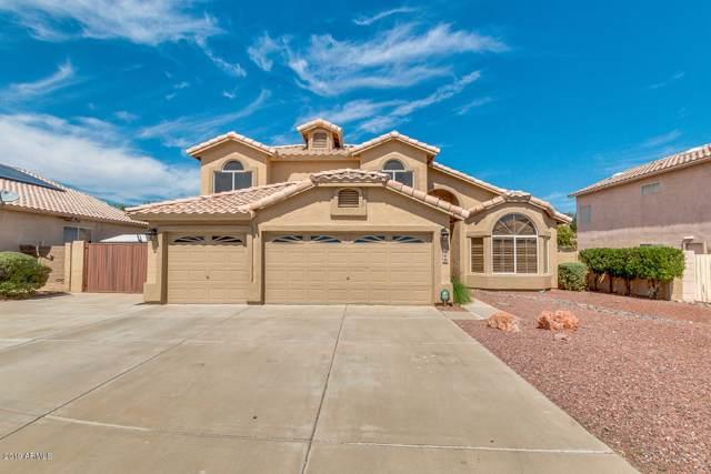 8368 W Village Drive, Peoria, AZ 85382 (MLS #5980921) :: Yost Realty Group at RE/MAX Casa Grande