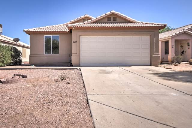 2203 W 21ST Avenue, Apache Junction, AZ 85120 (MLS #5980923) :: Riddle Realty Group - Keller Williams Arizona Realty
