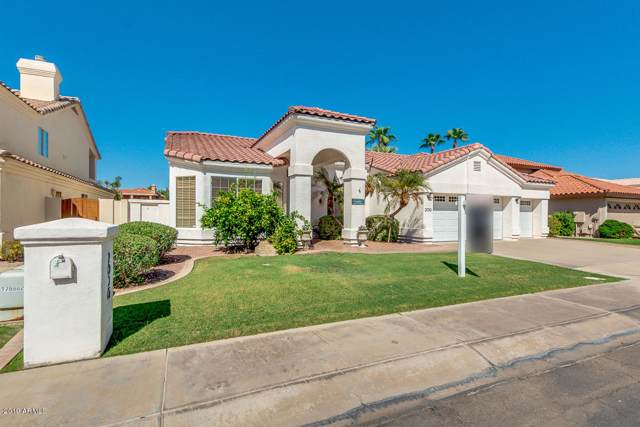 2036 E Clipper Lane, Gilbert, AZ 85234 (MLS #5980928) :: Revelation Real Estate
