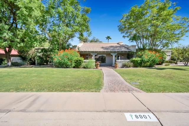 8901 N 85TH Way, Scottsdale, AZ 85258 (MLS #5980932) :: Keller Williams Realty Phoenix