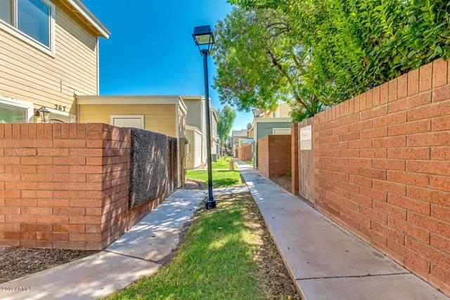 510 N Alma School Road #219, Mesa, AZ 85201 (MLS #5980934) :: Riddle Realty Group - Keller Williams Arizona Realty
