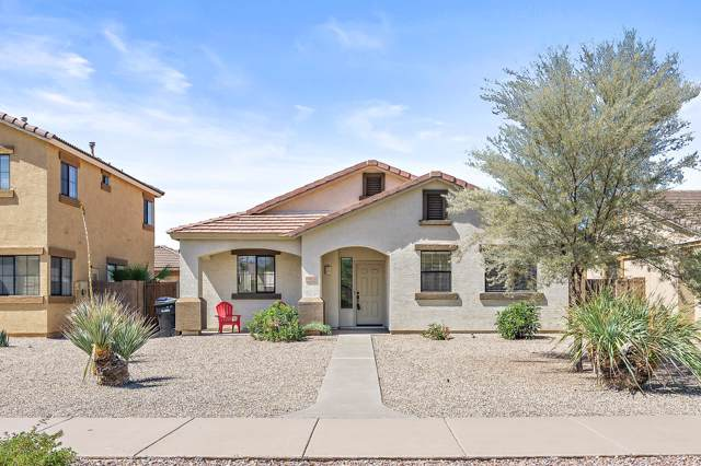 3602 S Cupertino Drive, Gilbert, AZ 85297 (MLS #5980939) :: Revelation Real Estate
