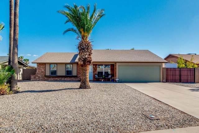 10541 W Seldon Lane, Peoria, AZ 85345 (MLS #5980949) :: Yost Realty Group at RE/MAX Casa Grande