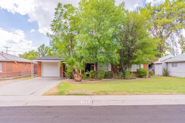 1523 W Berridge Lane, Phoenix, AZ 85015 (MLS #5980955) :: CC & Co. Real Estate Team