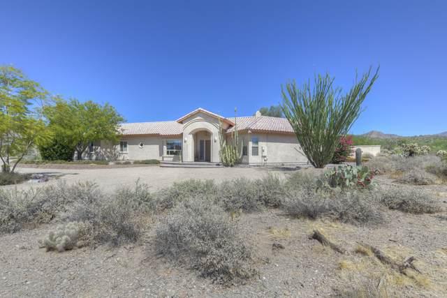 41841 N Spur Cross Road, Cave Creek, AZ 85331 (MLS #5980963) :: Riddle Realty Group - Keller Williams Arizona Realty