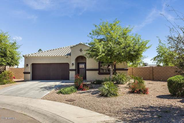7245 W Solano Drive, Glendale, AZ 85303 (MLS #5980967) :: Riddle Realty Group - Keller Williams Arizona Realty