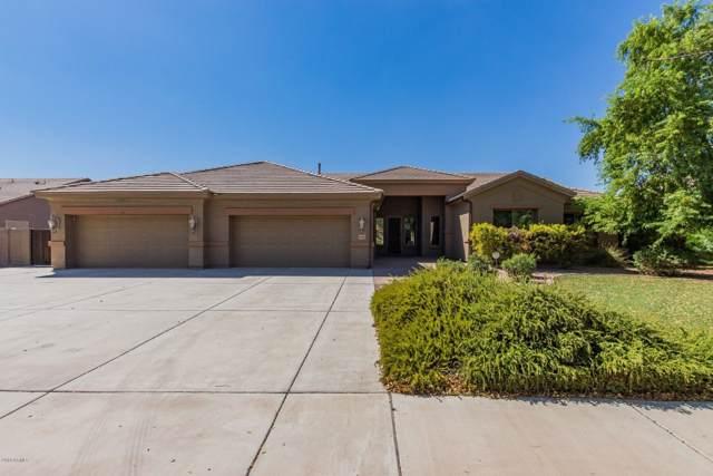 20884 S Hadrian Way, Queen Creek, AZ 85142 (MLS #5980978) :: Devor Real Estate Associates