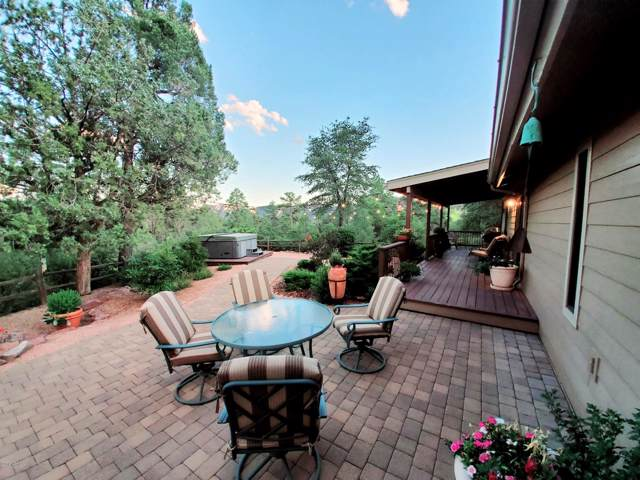 1404 E Frontier Street, Payson, AZ 85541 (MLS #5981065) :: Devor Real Estate Associates
