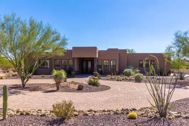 6415 E Dove Valley Road, Cave Creek, AZ 85331 (MLS #5981073) :: Revelation Real Estate