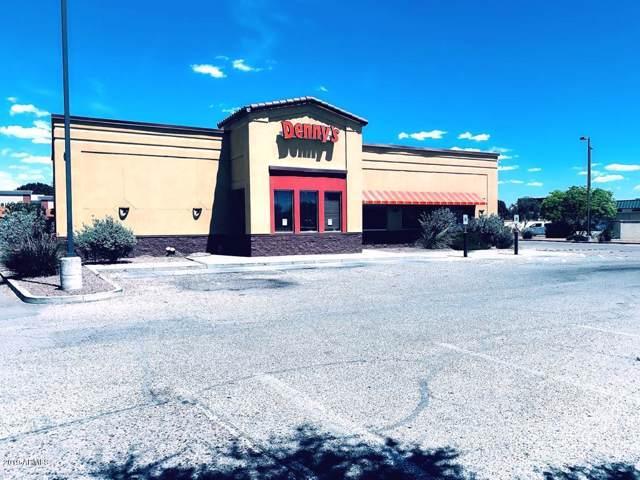 401 Chiricahua Avenue, Douglas, AZ 85607 (MLS #5981074) :: The Kenny Klaus Team