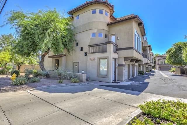 2019 E Campbell Avenue #126, Phoenix, AZ 85016 (MLS #5981088) :: Keller Williams Realty Phoenix