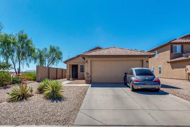 380 S 16th Street, Coolidge, AZ 85128 (MLS #5981093) :: Revelation Real Estate
