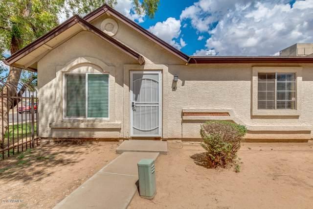 3351 N 69TH Drive #41, Phoenix, AZ 85033 (MLS #5981096) :: Revelation Real Estate