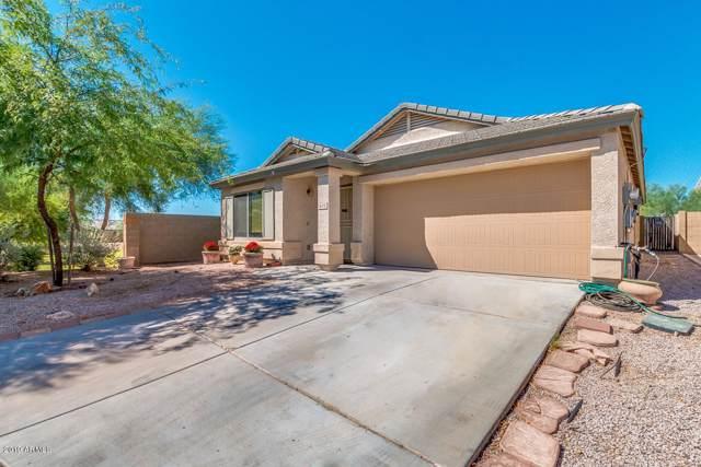4570 S 238TH Lane, Buckeye, AZ 85326 (MLS #5981126) :: The Property Partners at eXp Realty