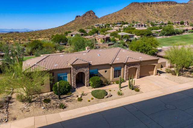 9114 N Summer Hill Boulevard, Fountain Hills, AZ 85268 (MLS #5981136) :: Kortright Group - West USA Realty