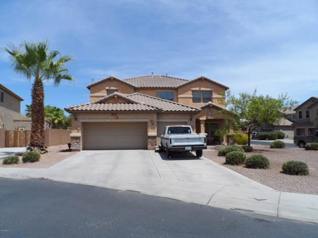 2661 N Smithsonian Court, Florence, AZ 85132 (MLS #5981144) :: Lux Home Group at  Keller Williams Realty Phoenix