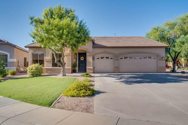 1240 E Jasper Court, Gilbert, AZ 85296 (MLS #5981152) :: Arizona 1 Real Estate Team