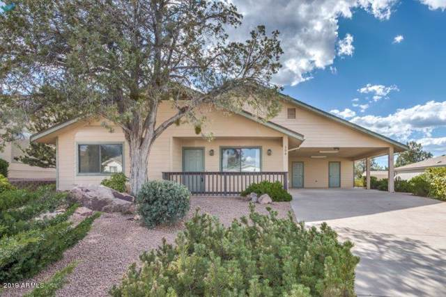 304 S Red Rock Point, Payson, AZ 85541 (MLS #5981160) :: CC & Co. Real Estate Team