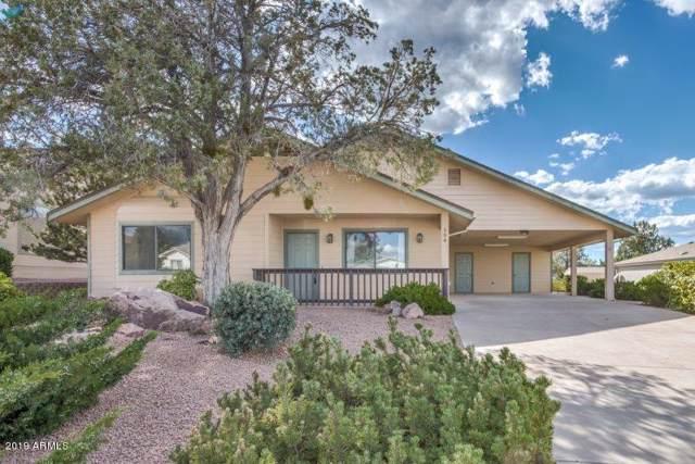 304 S Red Rock Point, Payson, AZ 85541 (MLS #5981160) :: Revelation Real Estate