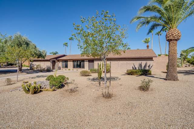 12866 W Orange Drive, Litchfield Park, AZ 85340 (MLS #5981175) :: The Laughton Team
