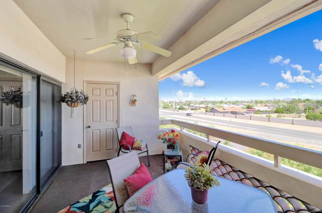 17404 N 99TH Avenue #306, Sun City, AZ 85373 (MLS #5981183) :: The Ramsey Team