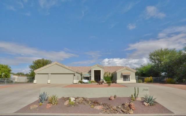 25414 W Illini Street, Buckeye, AZ 85326 (MLS #5981211) :: The Property Partners at eXp Realty