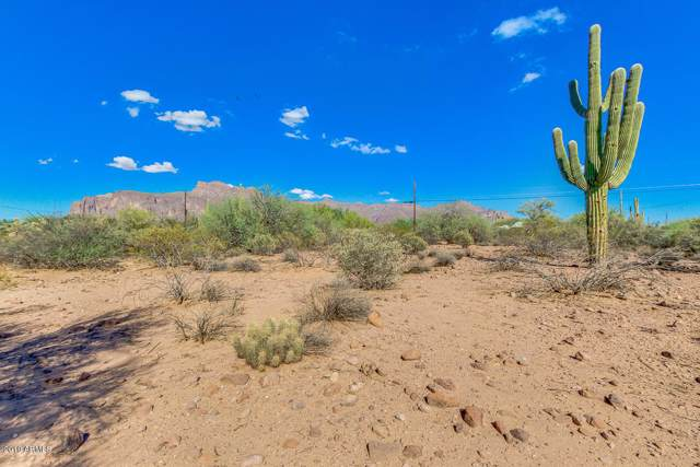 0 S Sixshooter Road, Apache Junction, AZ 85119 (MLS #5981215) :: Lifestyle Partners Team