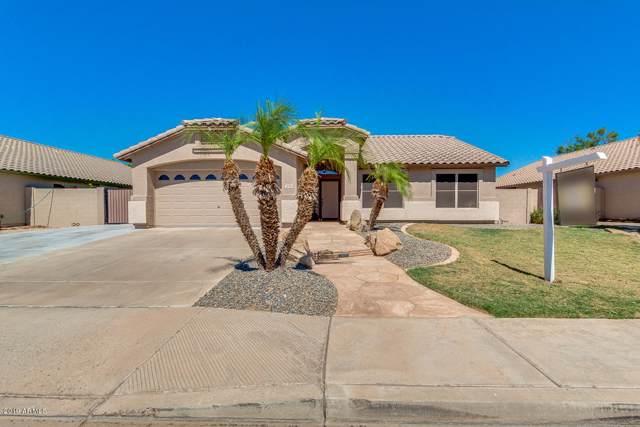 2170 E Fairview Street, Chandler, AZ 85225 (MLS #5981219) :: Santizo Realty Group