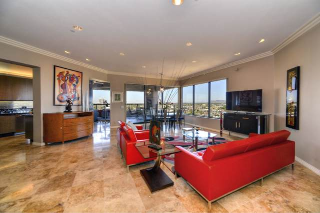 1040 E Osborn Road #1503, Phoenix, AZ 85014 (MLS #5981220) :: Openshaw Real Estate Group in partnership with The Jesse Herfel Real Estate Group