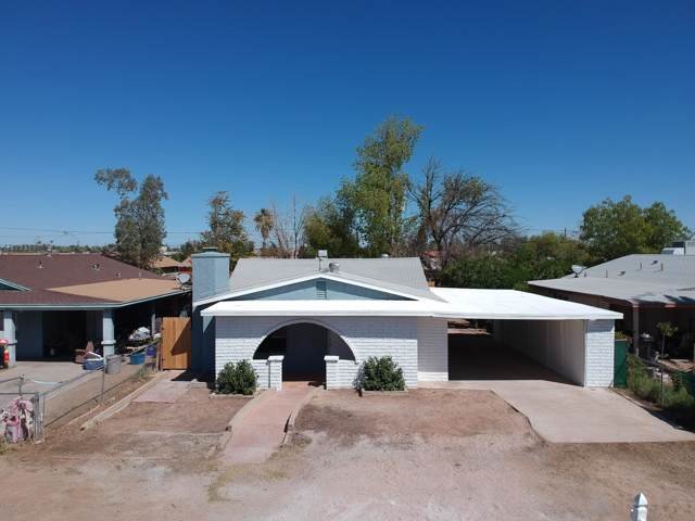1120 E 3RD Street, Casa Grande, AZ 85122 (MLS #5981235) :: Keller Williams Realty Phoenix