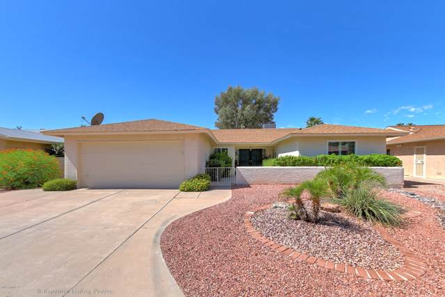 26410 S Dartford Drive, Sun Lakes, AZ 85248 (MLS #5981311) :: Lifestyle Partners Team