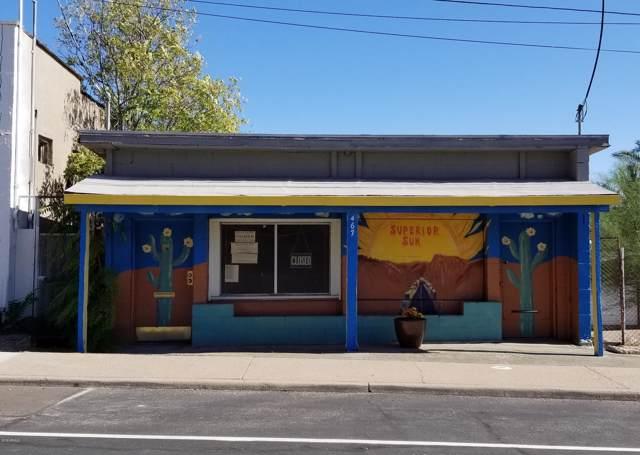 467 W Main Street, Superior, AZ 85173 (#5981323) :: The Josh Berkley Team