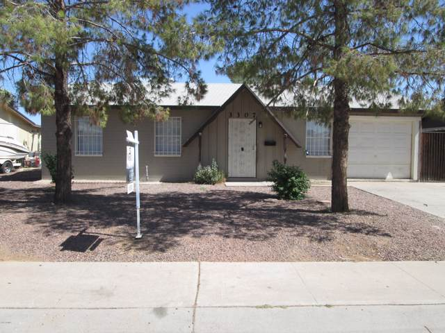 3307 N 57TH Drive, Phoenix, AZ 85031 (MLS #5981332) :: Arizona 1 Real Estate Team