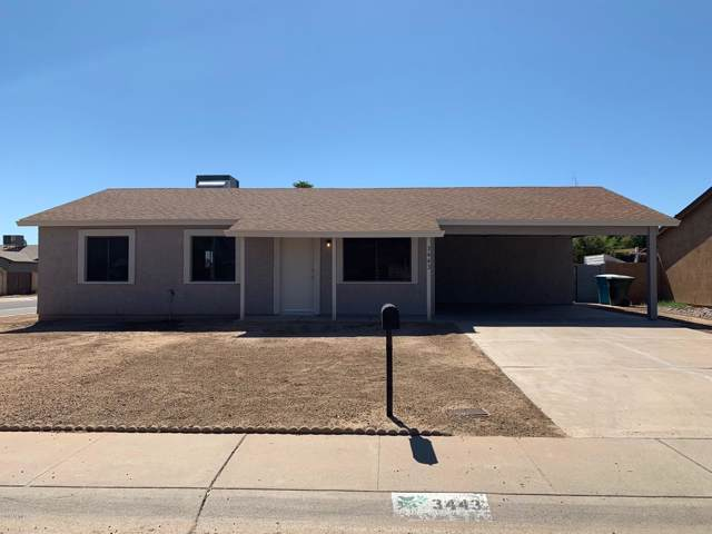 3443 E Everett Drive, Phoenix, AZ 85032 (MLS #5981345) :: Arizona 1 Real Estate Team