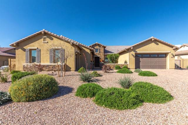 1146 E Via Nicola, San Tan Valley, AZ 85140 (MLS #5981380) :: Kortright Group - West USA Realty