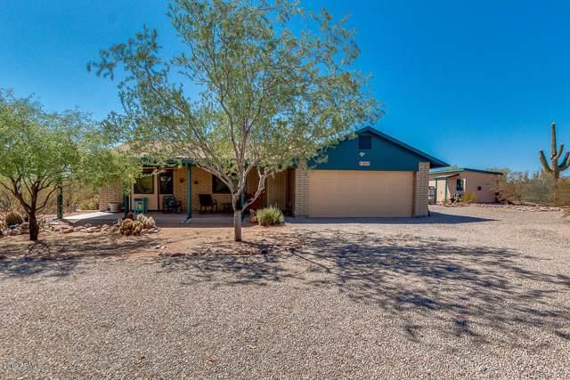 1860 N Thunderbird Drive, Apache Junction, AZ 85120 (MLS #5981386) :: Lucido Agency