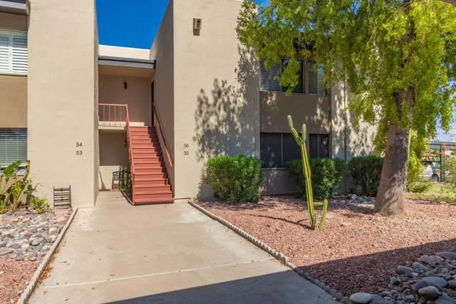 4201 E Camelback Road #56, Phoenix, AZ 85018 (MLS #5981396) :: The Kenny Klaus Team