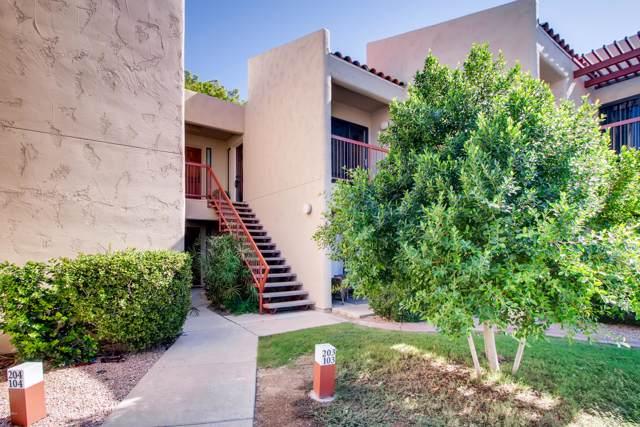 9345 N 92nd Street #203, Scottsdale, AZ 85258 (MLS #5981402) :: Kortright Group - West USA Realty