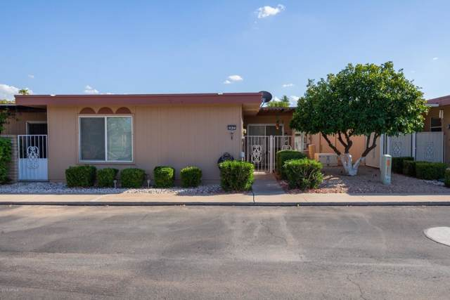 13208 N 98TH Avenue F, Sun City, AZ 85351 (MLS #5981408) :: Kortright Group - West USA Realty