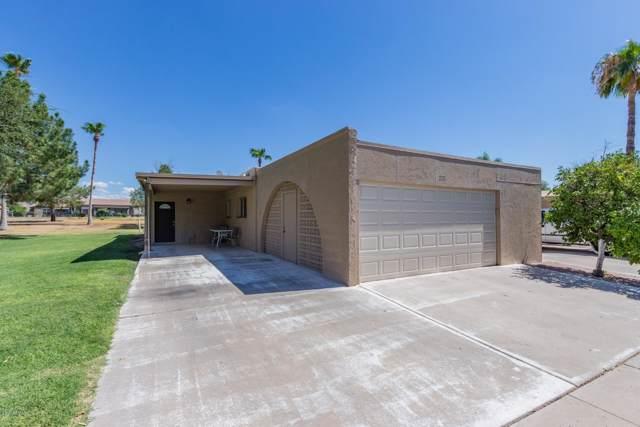 2121 N Recker Road, Mesa, AZ 85215 (MLS #5981409) :: Arizona 1 Real Estate Team